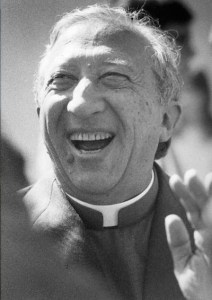 In his later year's Don Giusanni never lost his infectious smile.