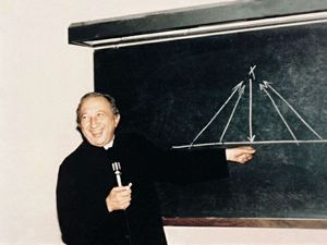 Don Giusanni's famous lecture on the place of the Christ event in world history.