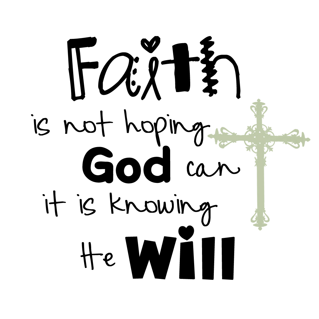 Image result for faith in god