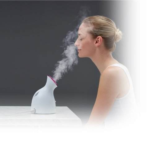 Facial steaming faiza beauty cream