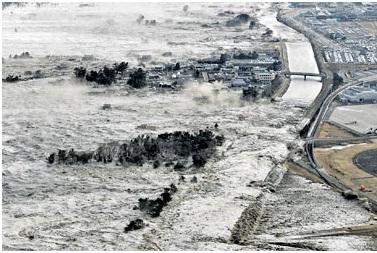 tsunami jepun 2