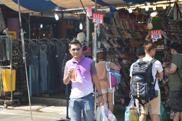Percutian di Bangkok, Thailand Part 2