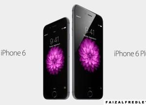 Perbezaan iPhone 6 dan iPhone 6 Plus