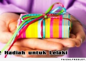 10 Hadiah Sesuai Untuk Hari Lahir