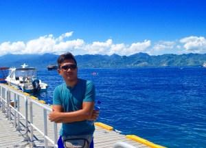 4D3N in Gili Island, Lombok Indonesia