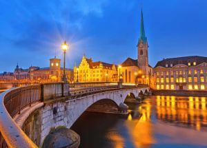 Percutian ke Eropah 15 Hari 6 Negara | Episode Zurich Switzerland