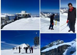 Percutian ke Switzerland (Mt. Titlis) | Kembara Eropah 15 Hari 6 Negara