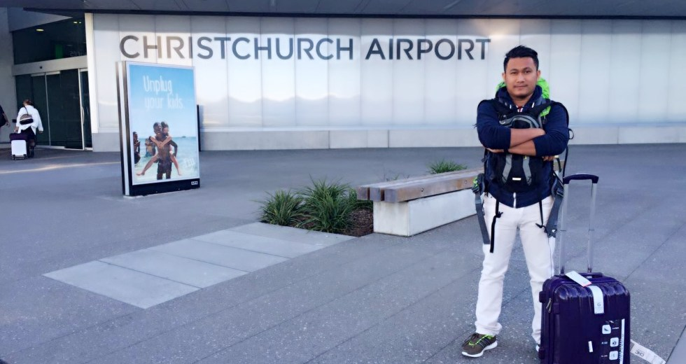 Bercuti di Christchurch dan Akaroa New Zealand | 7D6N