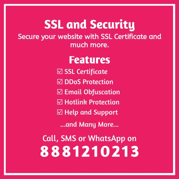 SSL and Security