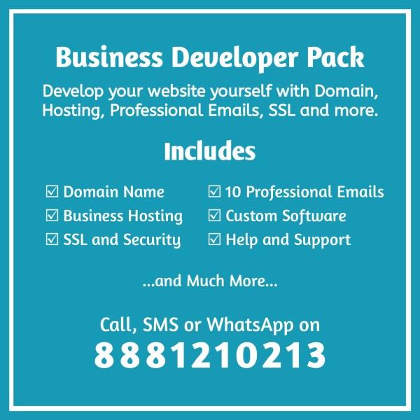 Business Developer Pack