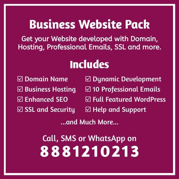 Business Website Pack