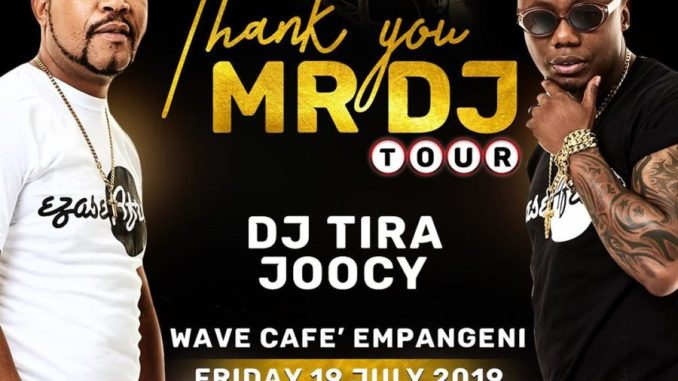 DJ Tira – Thank You Mr DJ ft. Joocy