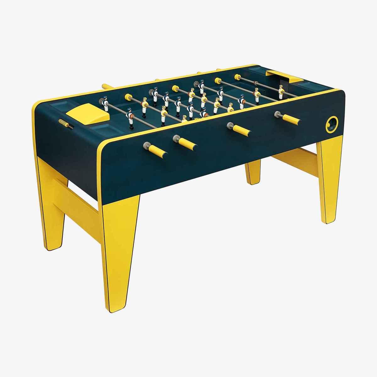 Hermes Also Makes Foosball Tables Fake Alligator - Hermes coffee table