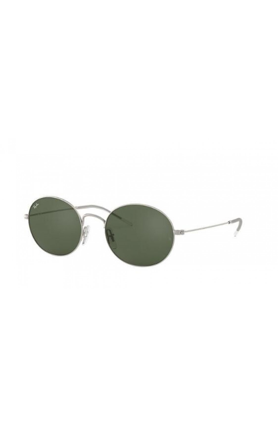 knock off ray ban beat rb3594 sunglasses silver frame green classic lens