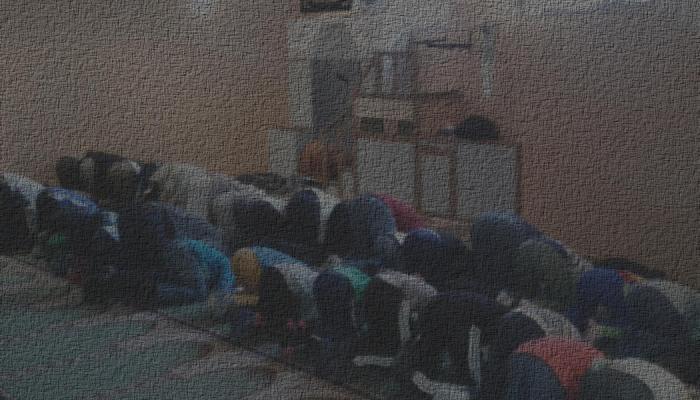 Islam: Christliche Symbole im Stadtwappen, die Fahnen sind weg