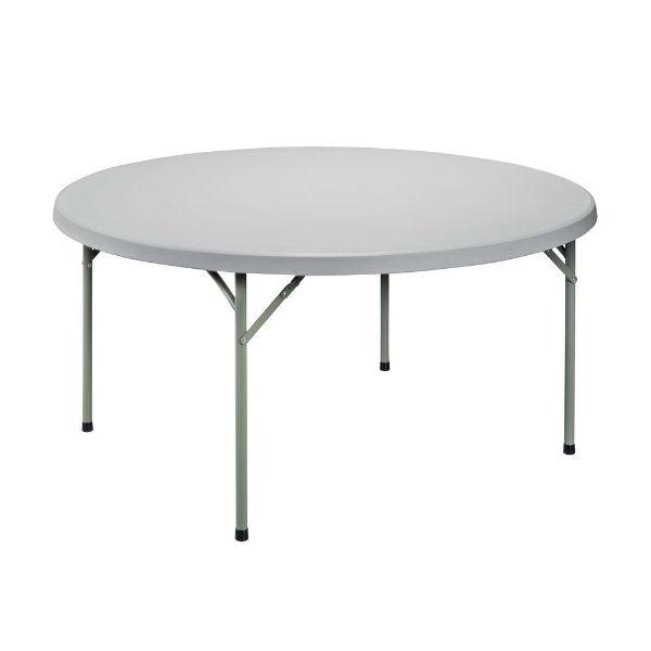 table ronde pliante diametre 178 cm 10 12 personnes
