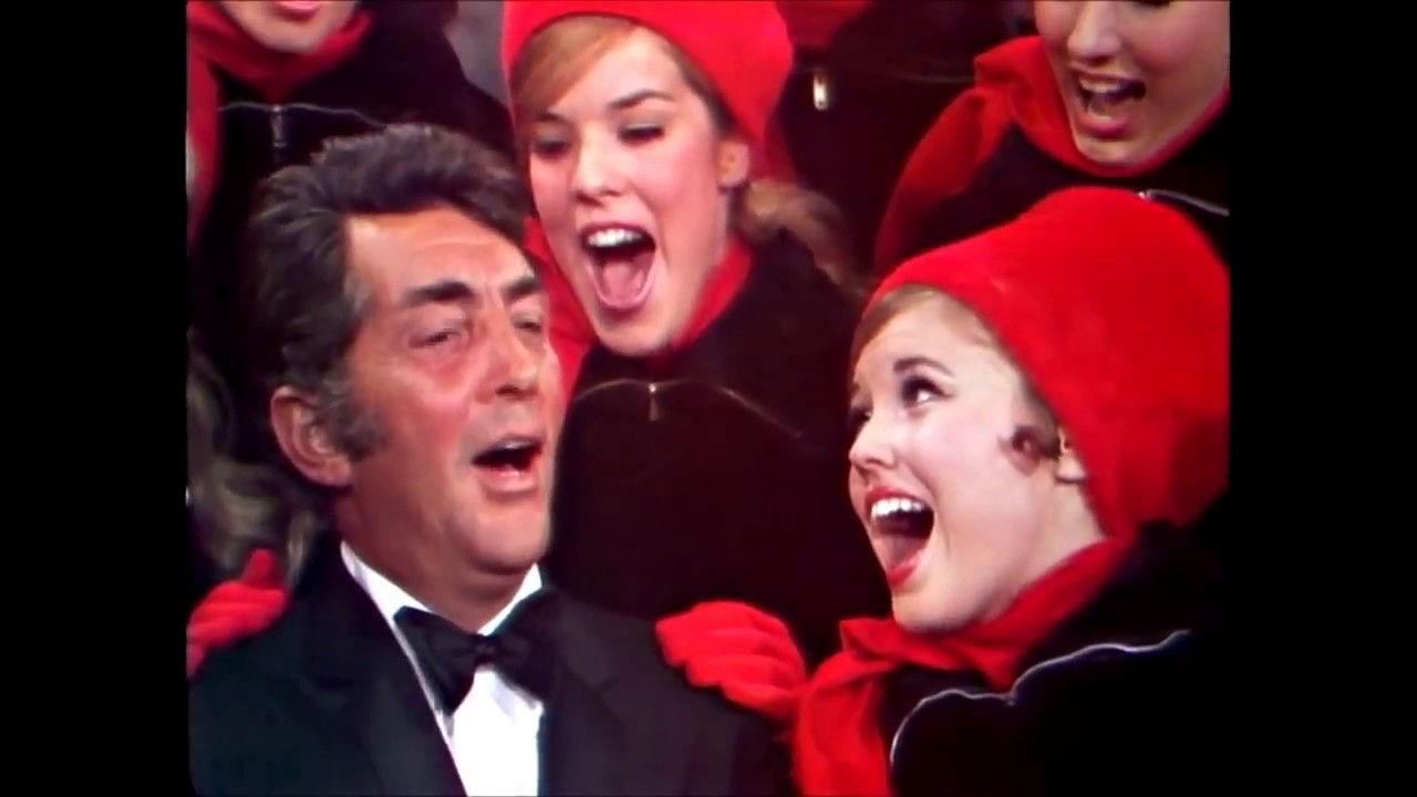 Watch the Complete 1968 Dean Martin Christmas Special