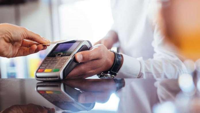 utilizar cartão de pagamento