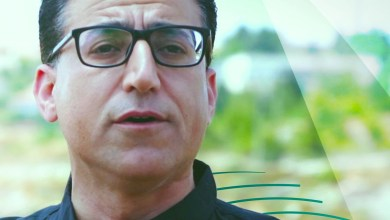 Photo of حلو عنا: كفاح زريقي يطالب بأرض فلسطين من المية للمية