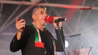 Photo of عمر العبداللات يحيي حفل مهرجان فلسطين مشعلاً ليالي لندن