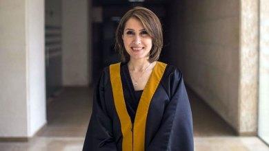 Photo of تقدير امتياز للفنانة لارا عليان في ماجستير الفنون الموسيقية