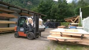 falco constructions bois , constructeur de maison en ossature bois , construction de maison en bois