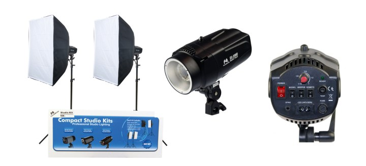 SS-Series Entry-level Studio Flashes