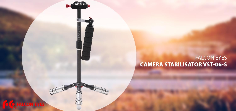 Falcon Eyes Camera Stabilisator VST-06-S