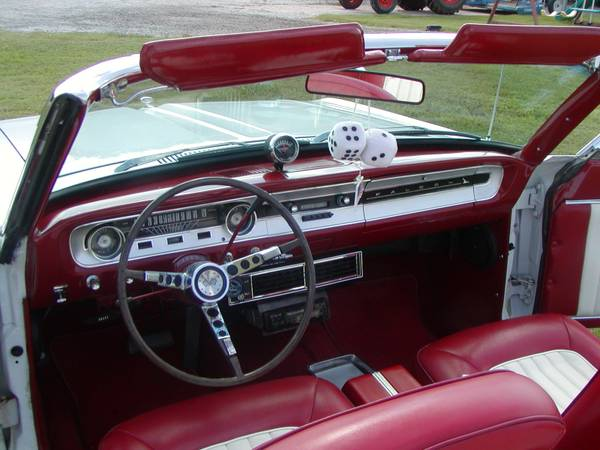 Ford Door 2 V8 1968 Red Falcon