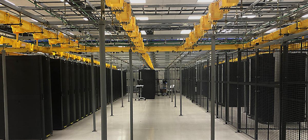 Falcon Internet Data Center in CLT Charlotte