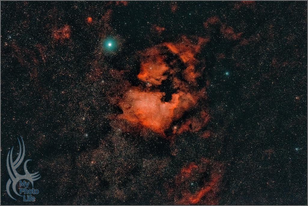 坪林.PENTAX天體追蹤攝星4940