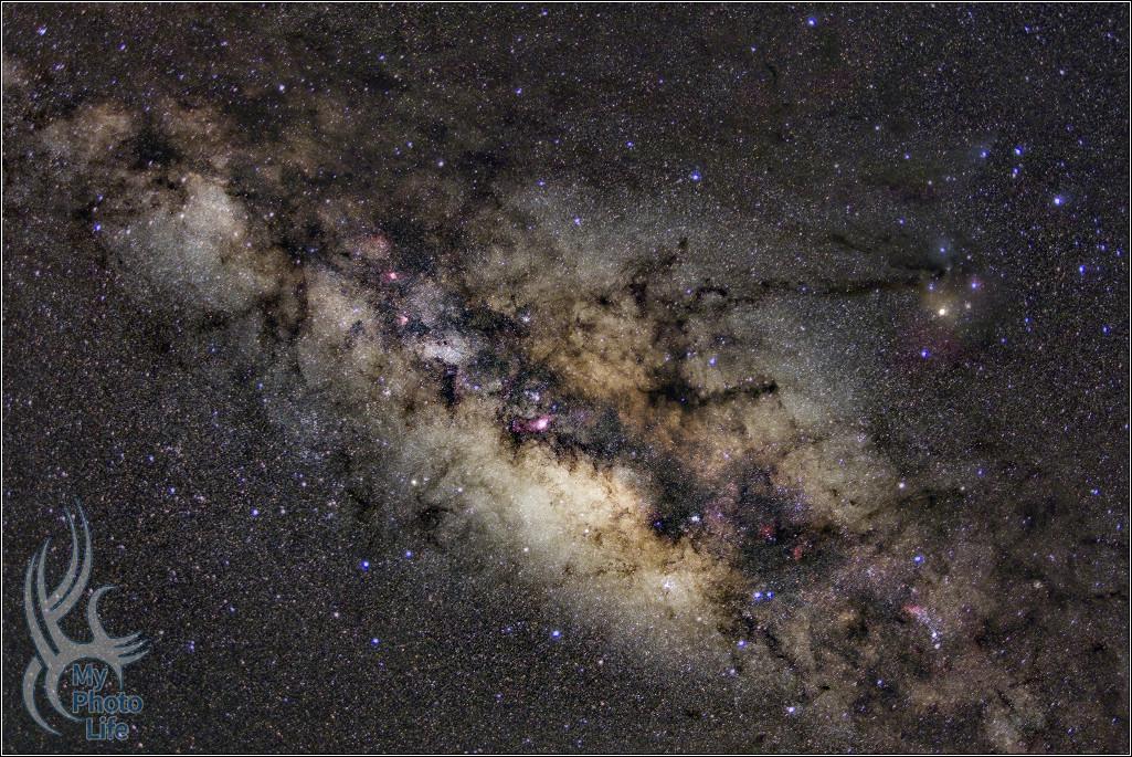 坪林.PENTAX天體追蹤攝星6795