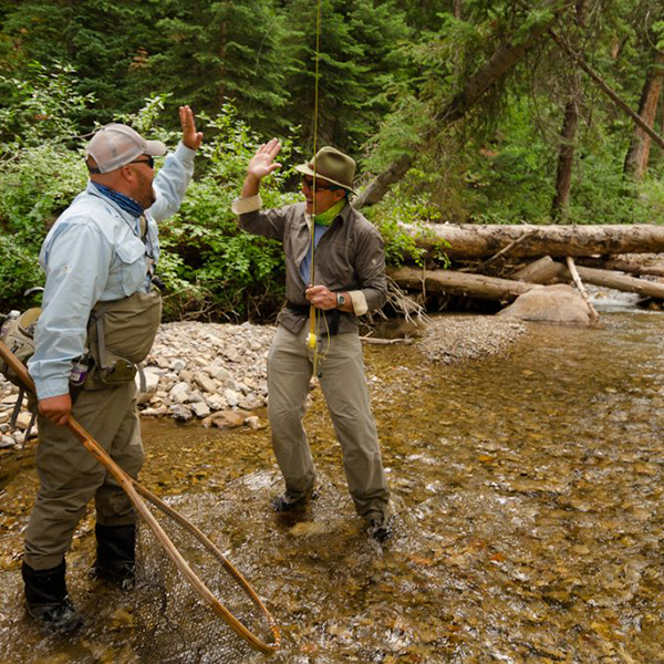 Orvis Complete Trout School