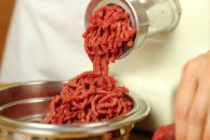 meat grinder red meat