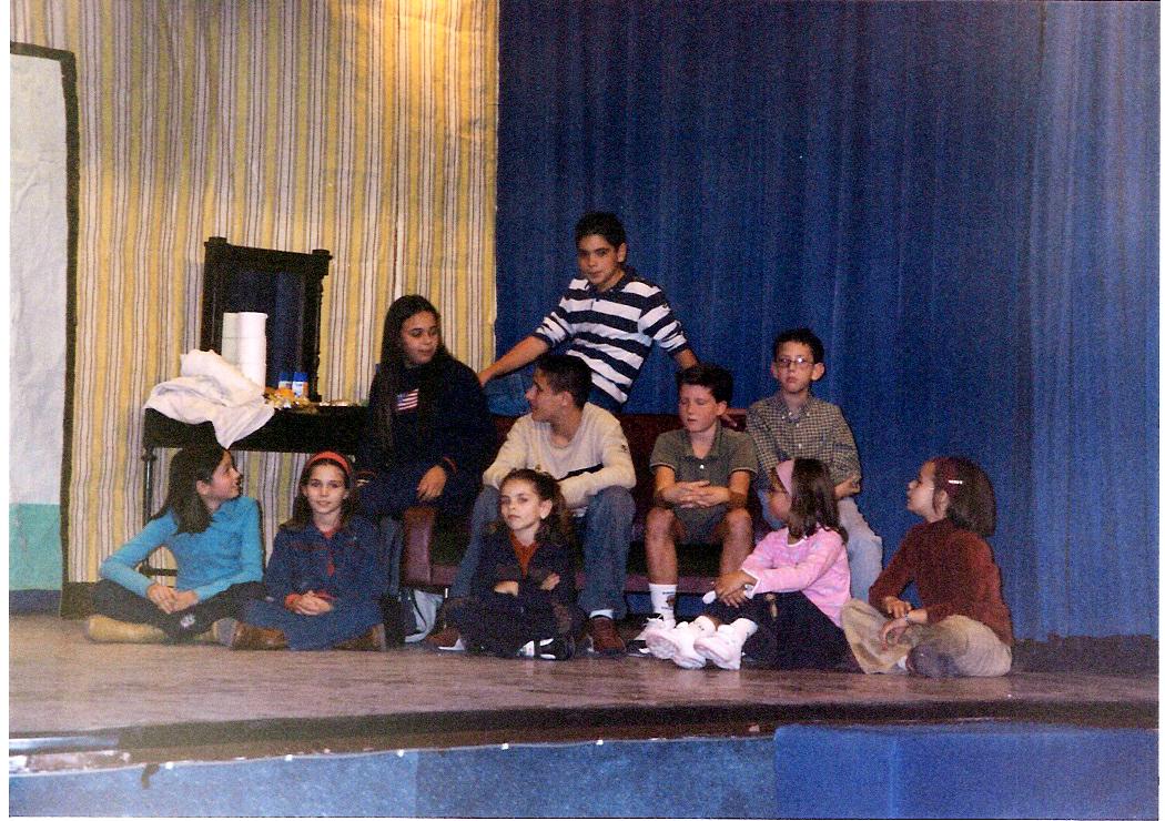 teatro infantil 2003 grupo