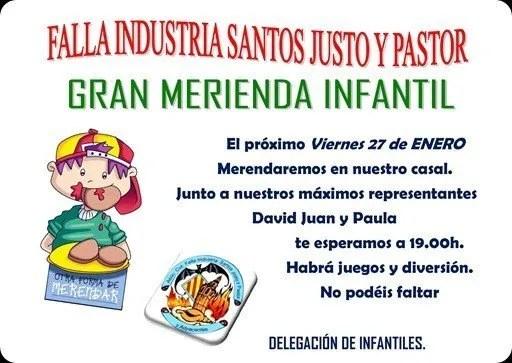 Merienda 27-01-2012
