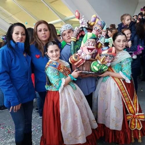 A por el Ninot Infantil 2017