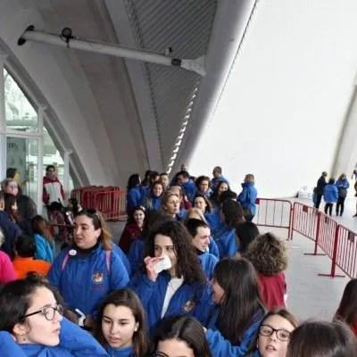 Visita a la Exposicion del Ninot 2017 Falla Industria