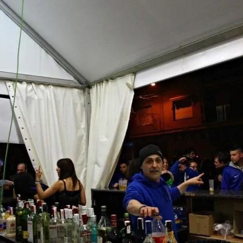 Cena Plantà y DJ COLL