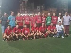 Equipo de Futbol 7 - 2018