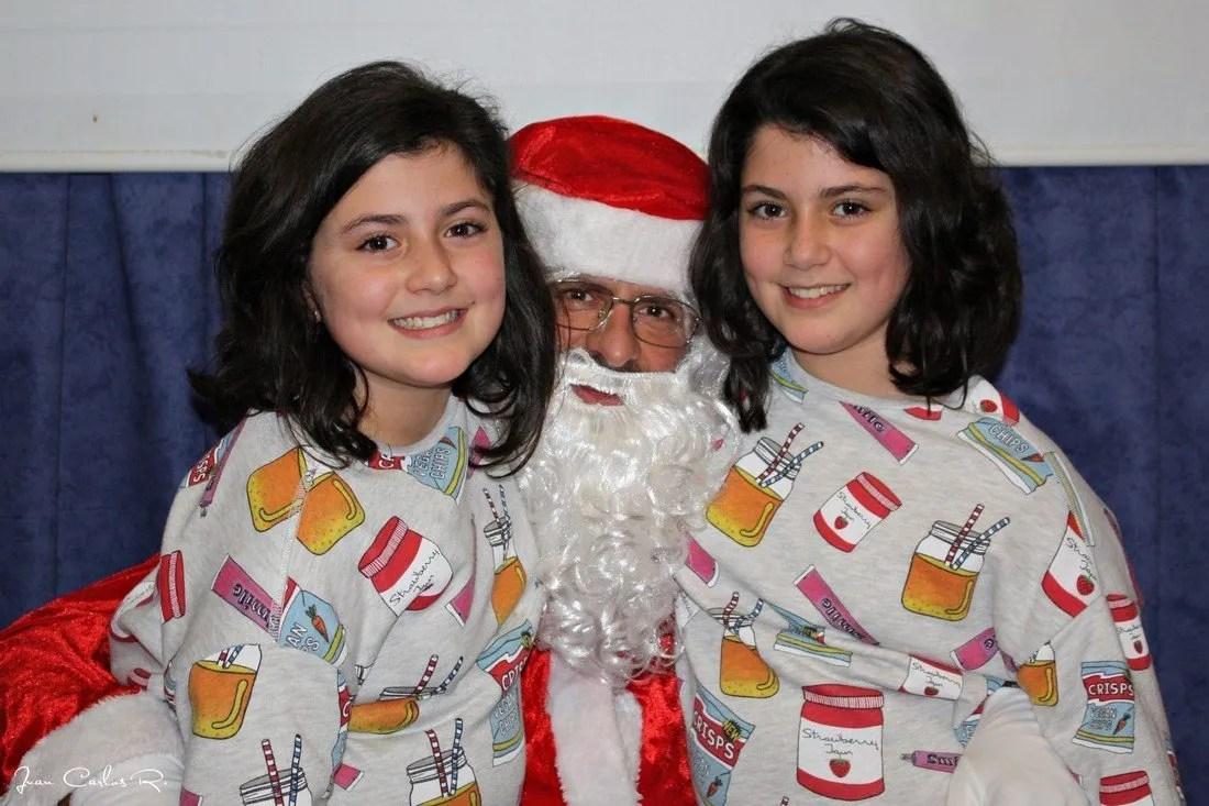 Papa Noel 2018 - Falla Industria