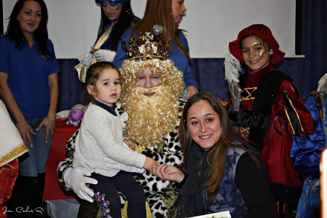 Reyes 2018 - Falla Industria