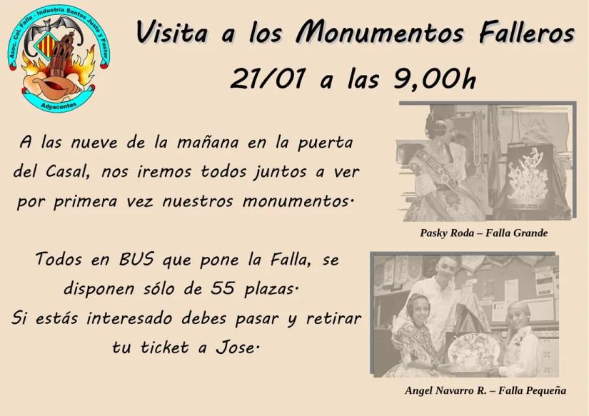Visita Monumentos 2018