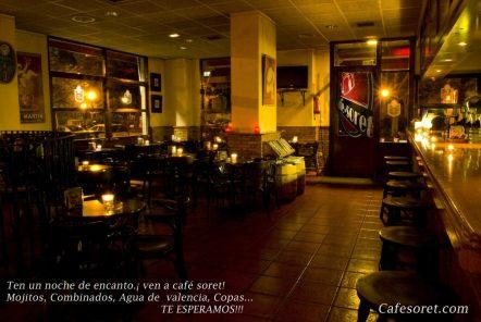 14 Café Soret