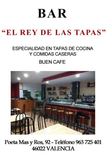 A32 Bar Rey de las Tapas