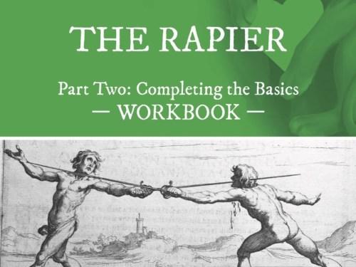 The Rapier Part 2 LH