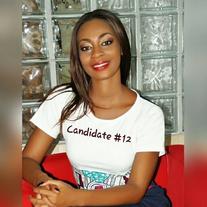 amy soumahoro 1ère dauphine n'zi miss côte d'ivoire 2016
