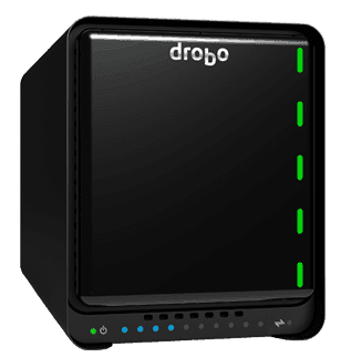 The ultimate image library storage solution - the Drobo 5d fallon photography