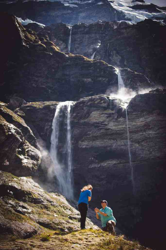 Queenstown Engagement Photography