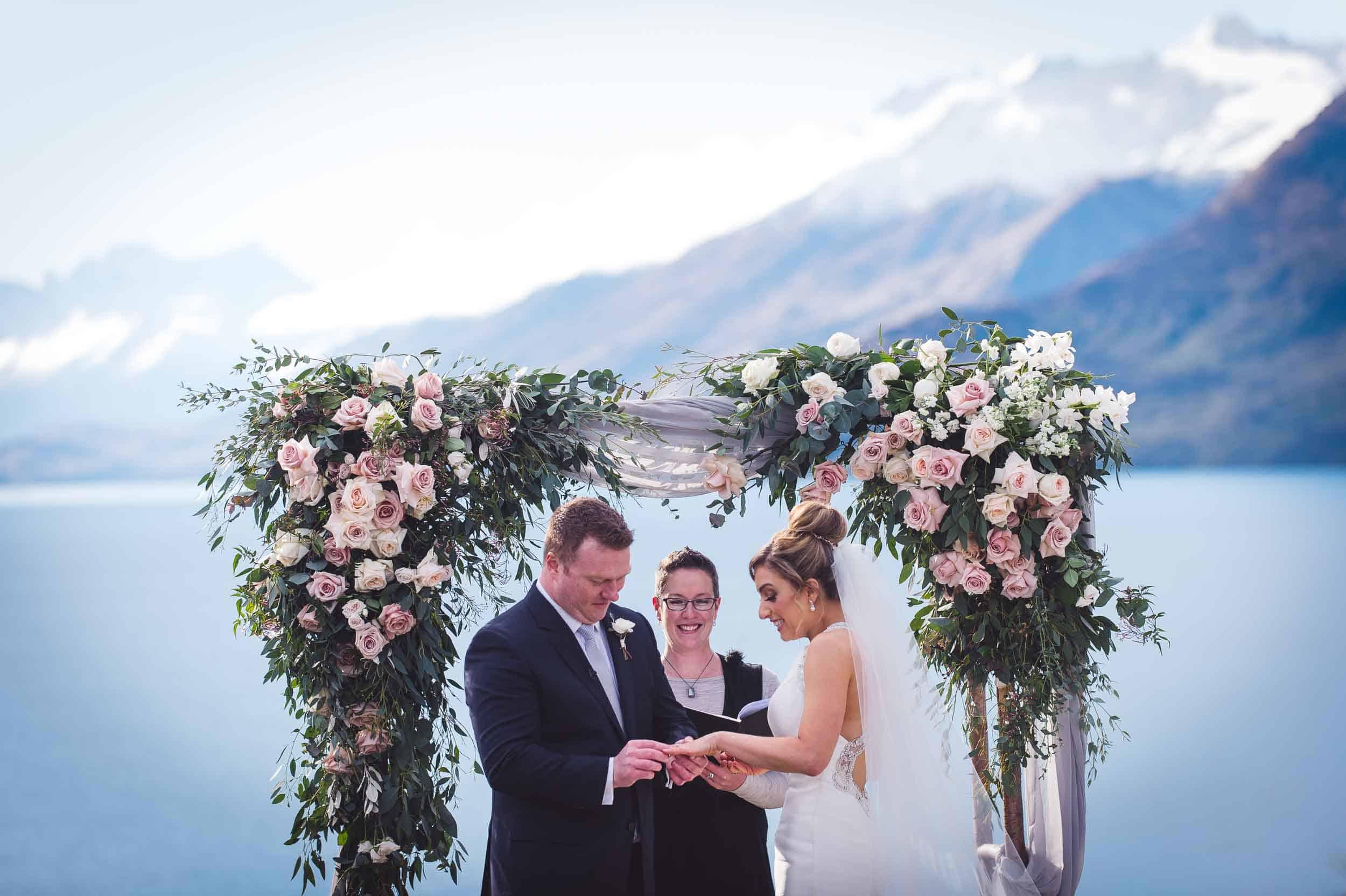 Mount Nicholas Wedding Evanna & Liam's Mount Nicholas Wedding Queenstown Farm wedding fallon photography